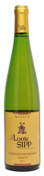 Louis SIPP Gewurztraminer Nature'S 2013
