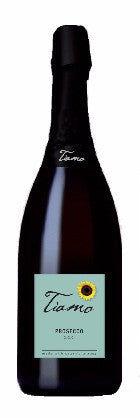 Tiamo Prosecco NV (187mL bottle)