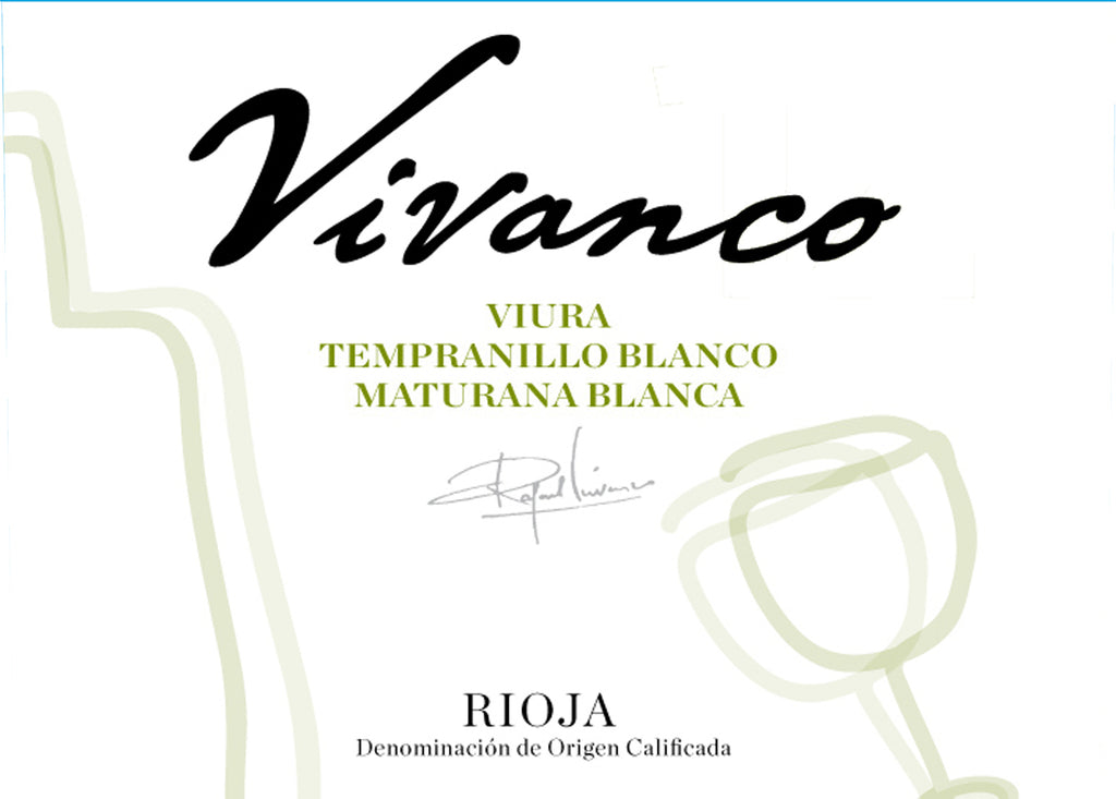 Vivanco Rioja Blanco 2016