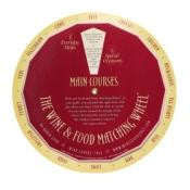 Wine & Food Matching Wheel