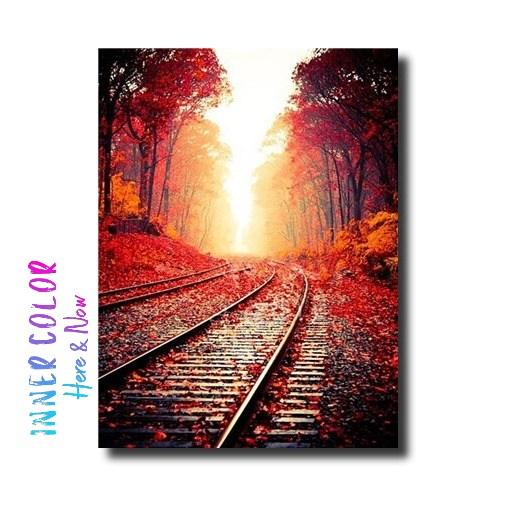 """Autumn Railway"" - Inner Color™ Inner Color"