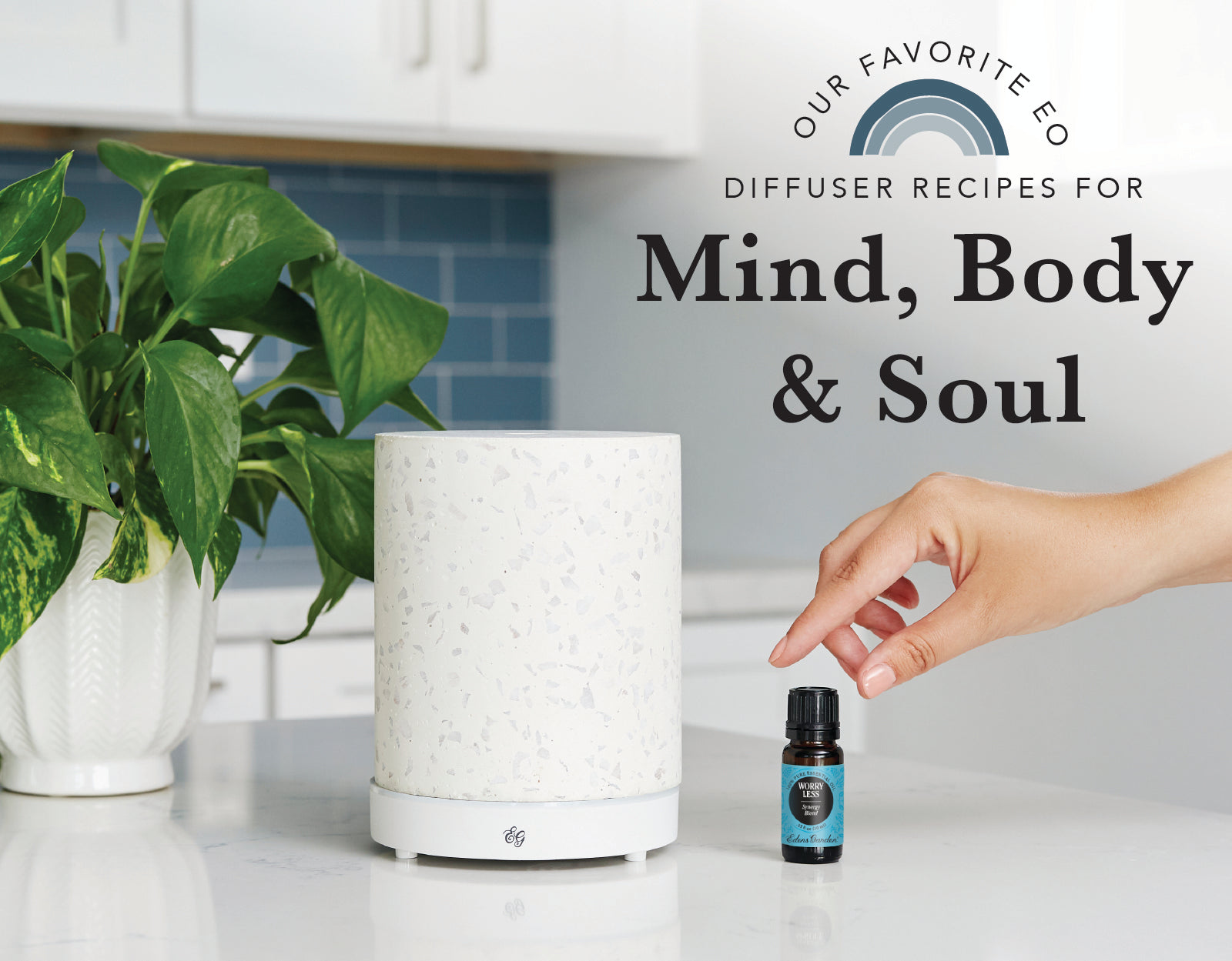 Our Favorite Essential Oil Diffuser Recipes For Mind Body Soul