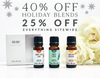 40% Off Holiday Blends + 25% Off Everything Else Sitewide