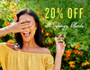 20% Off All Synergy Blends (6/21)