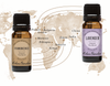 Explore The Globe With Lavender & Frankincense Around The World Oils