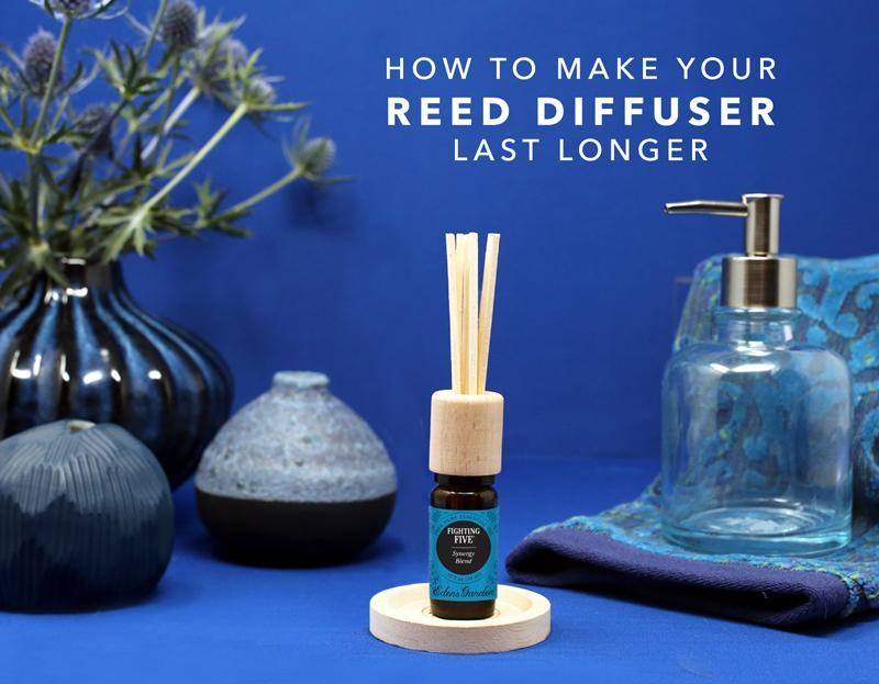 How To Make Your Reed Diffuser Last Longer