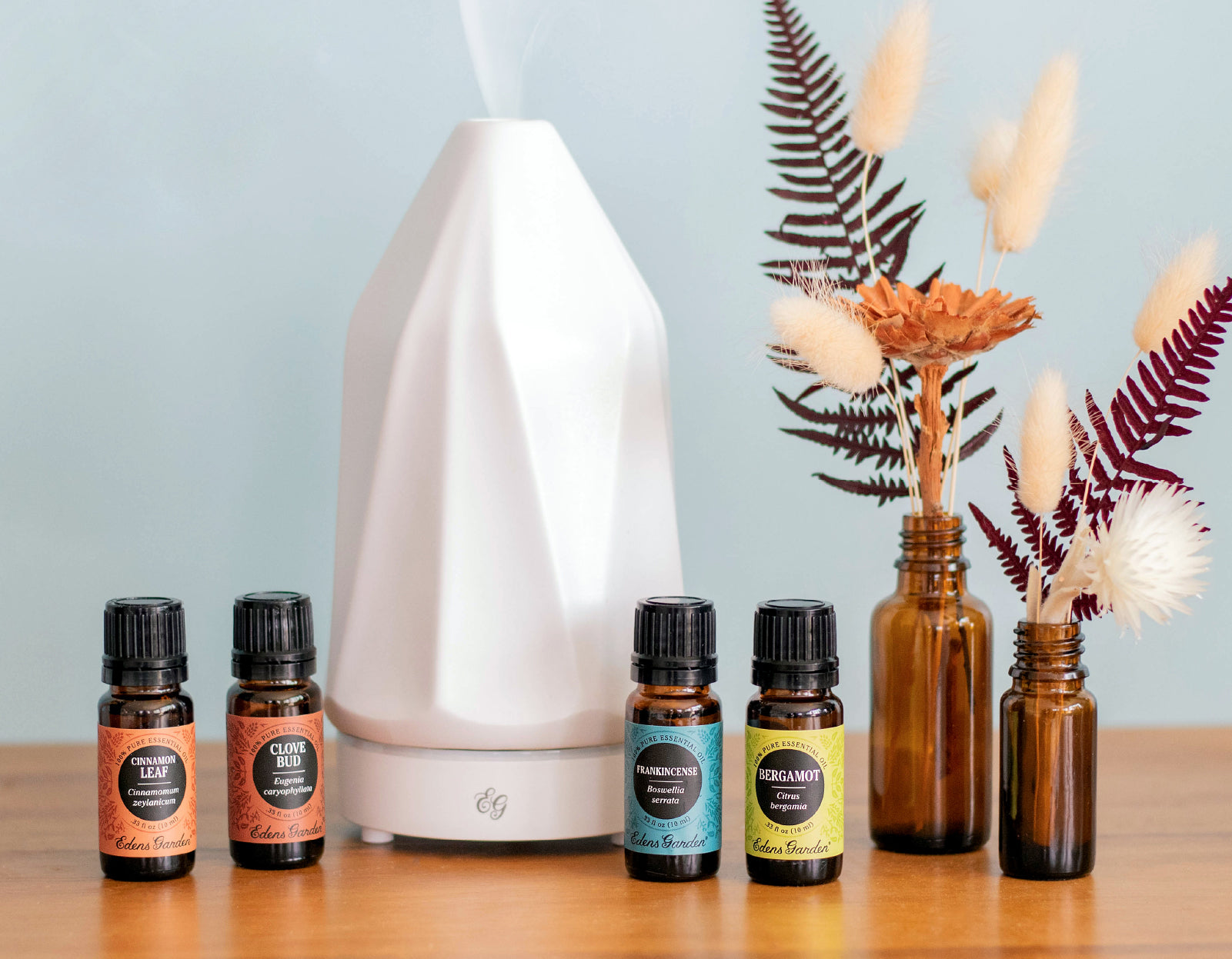 How To Use Essential Oils To Clean Air Edens Garden