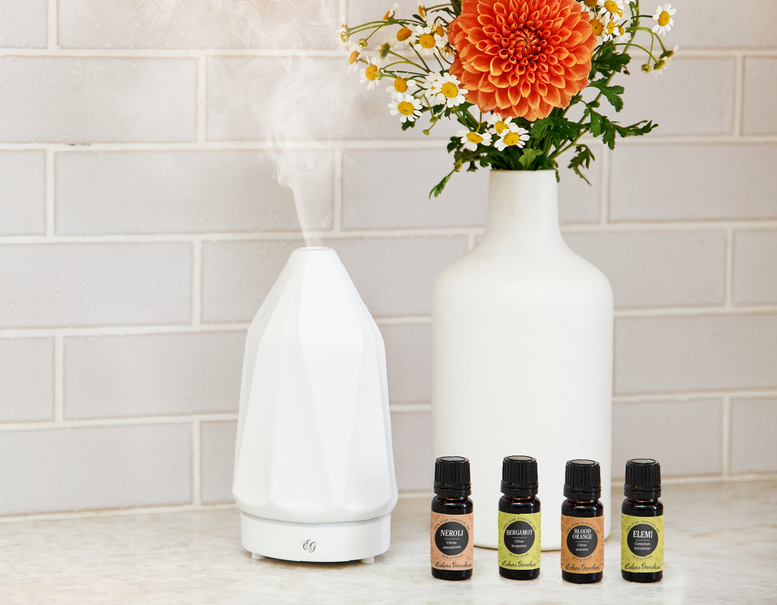 Our Favorite Essential Oil Diffuser Blends For Spring