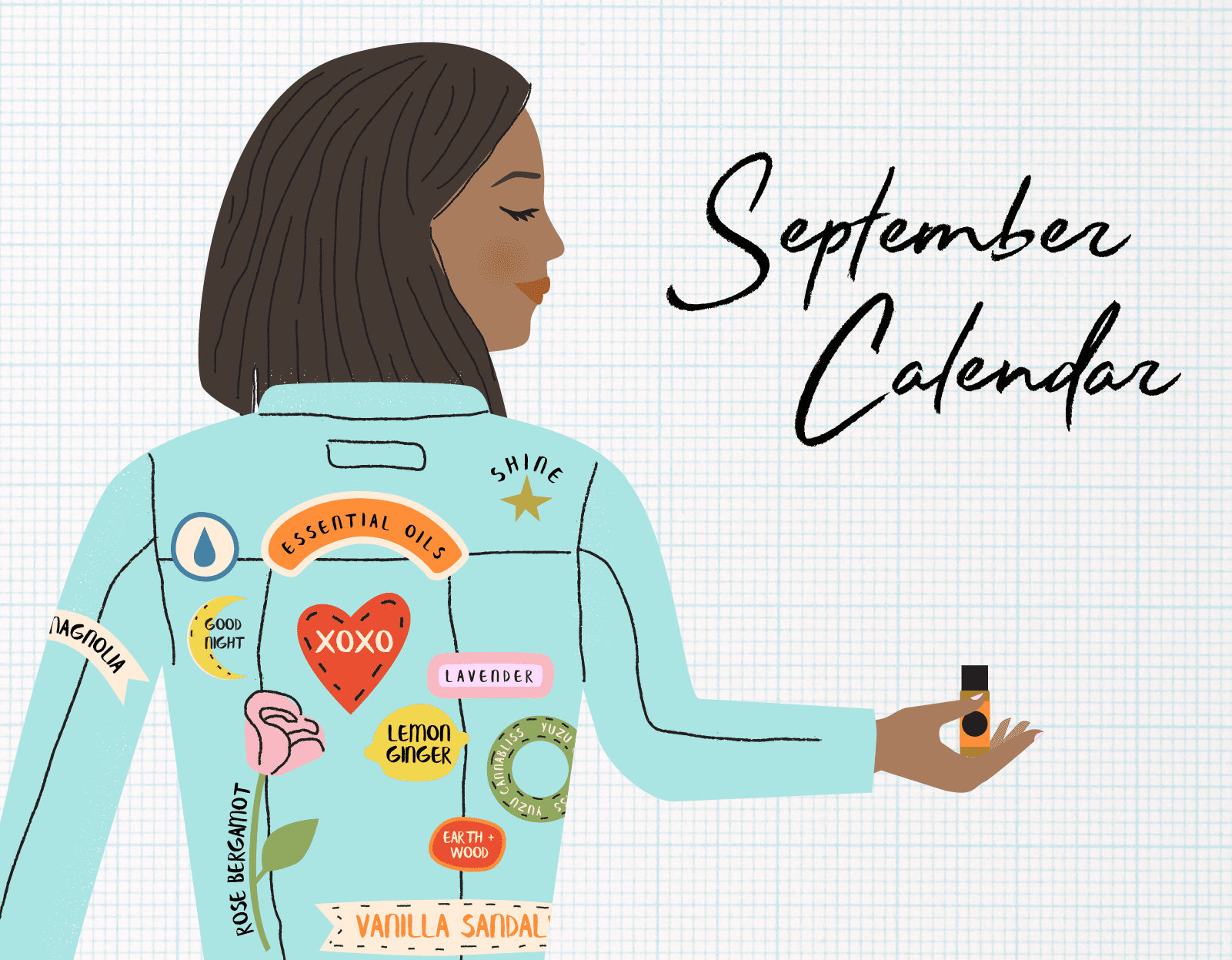 Free September 2018 Calendar Wallpaper