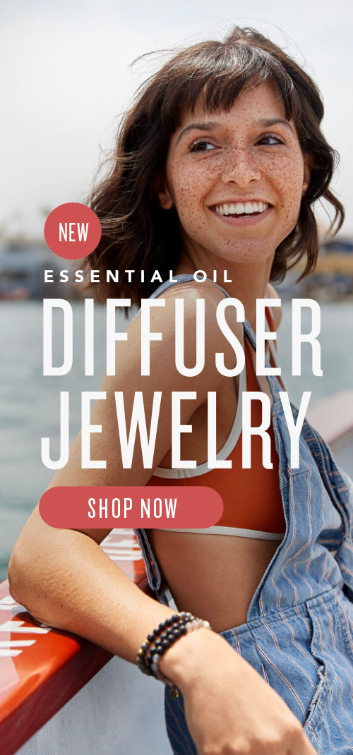 Essential Oil Diffuser Jewelry