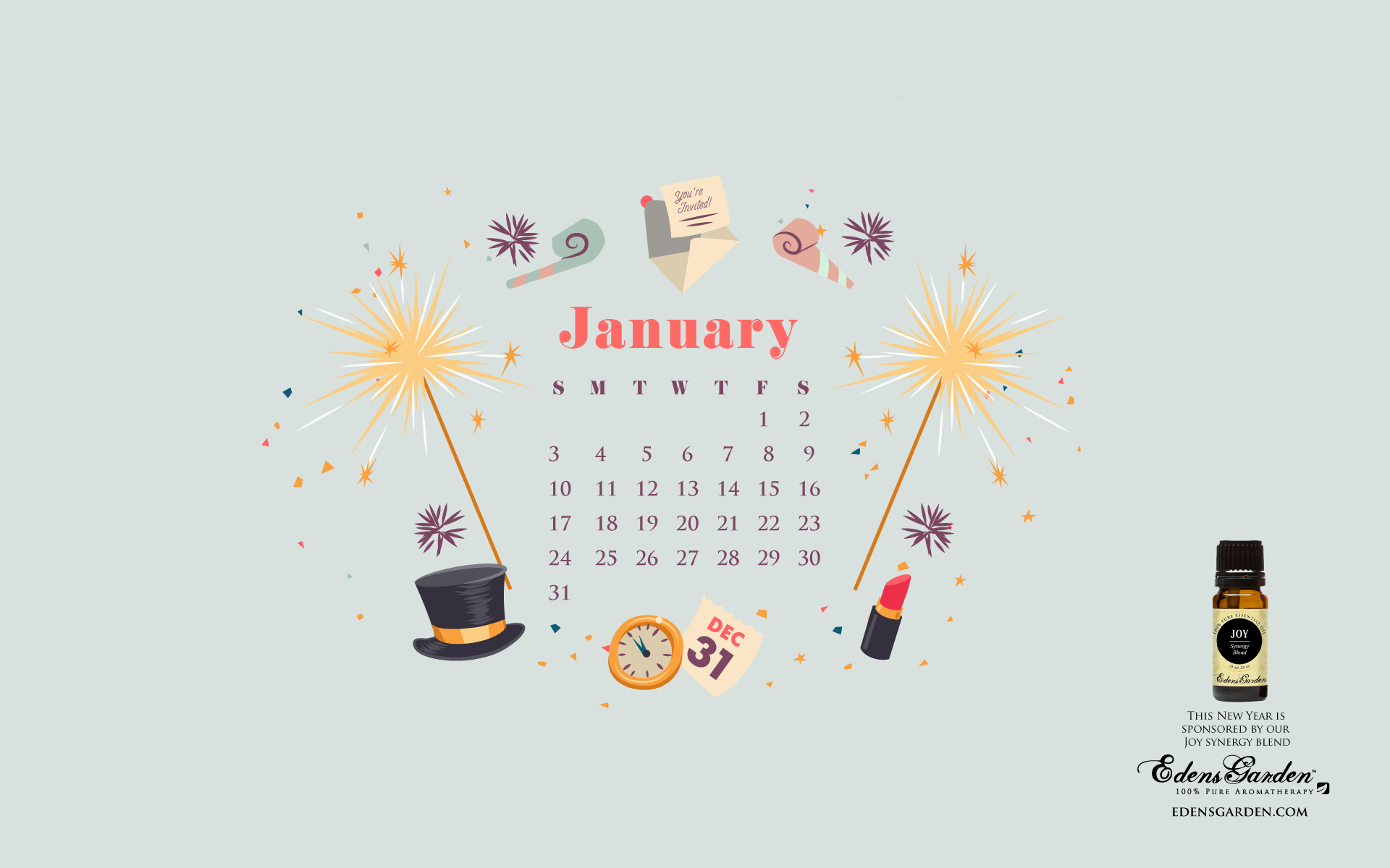 freebie january 2016 desktop wallpaper calendar