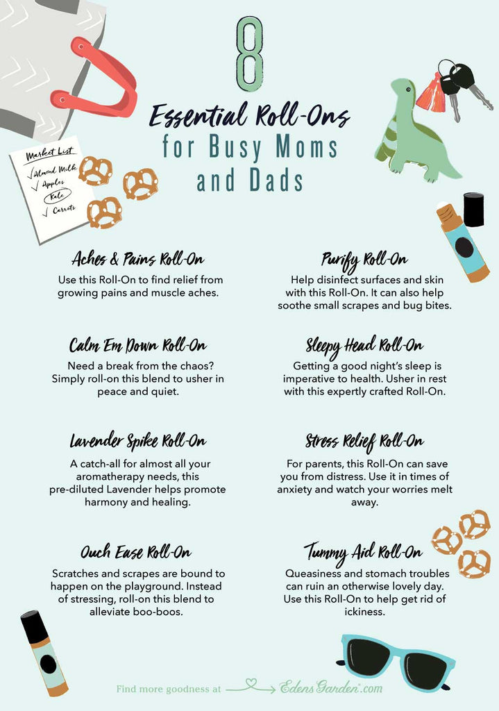8 Roll Ons For Busy Moms And Dads