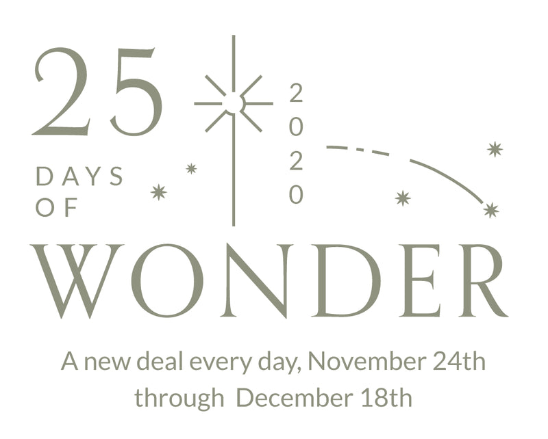25 Days of Wonder Sale 2020