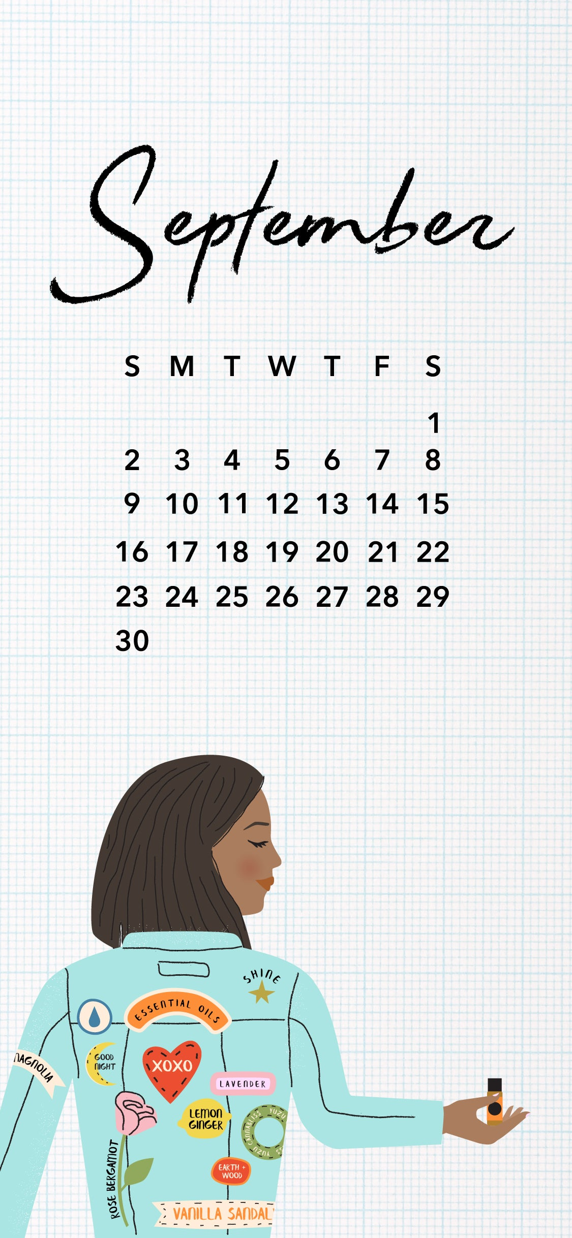 Download Phone Wallpaper With Calendar Here