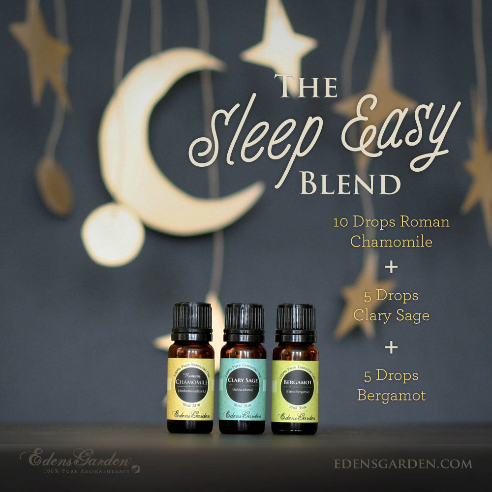 The Sleep Easy Essential Oil Blend