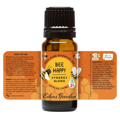 Bee Happy Essential Oil Blend - 4 oz (118 ml)