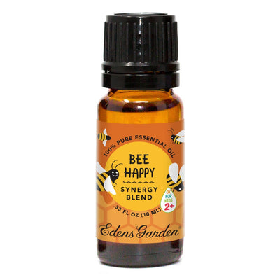 Bee Happy Essential Oil Blend - 10 ml (1/3 oz)