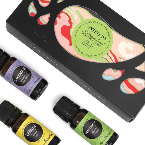 Intro to Essential Oils Set