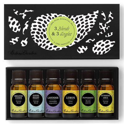3 Blends & 3 Singles Set