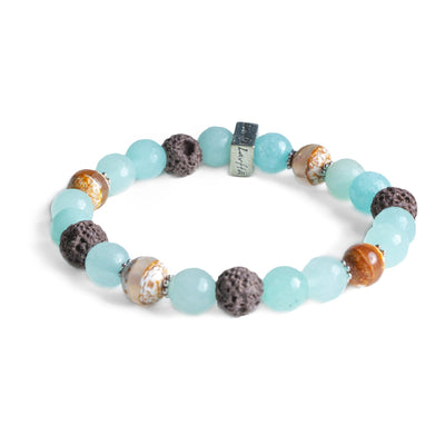 Catalina Essential Oil Diffuser Bracelet