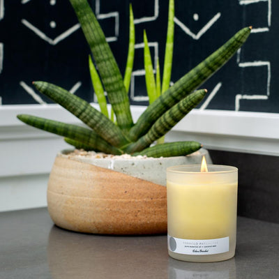 Tobacco Patchouli Candle