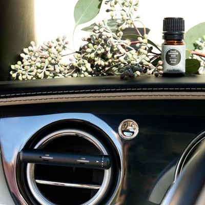 Aromaride Car Diffuser Set