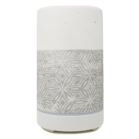 Ceramic Ultrasonic Diffuser - Stone Gray