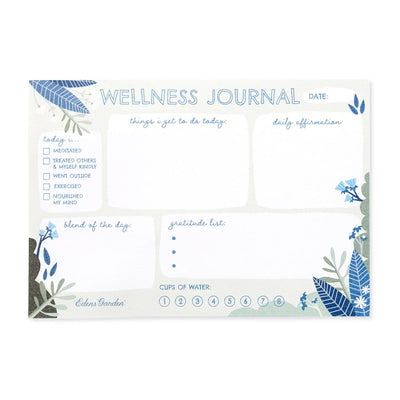 Wellness Notepad