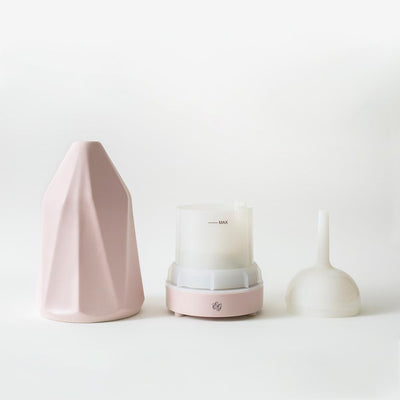 Pink Ceramic Diamond Diffuser