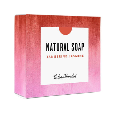 Tangerine Jasmine Natural Bar Soap