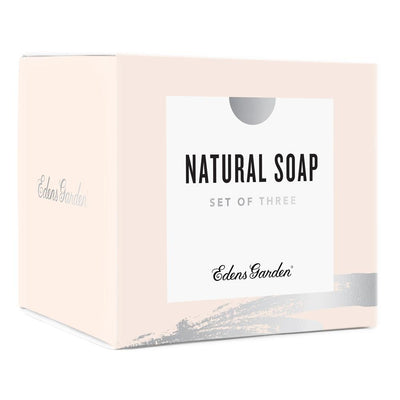 Natural Bar Soap 3 Set