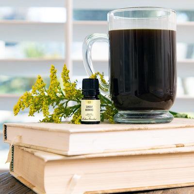 Sunday Morning - Essential Oil Blend Of The Month, April 2020