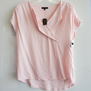 Rw & Co Short Sleeve Top Size Small