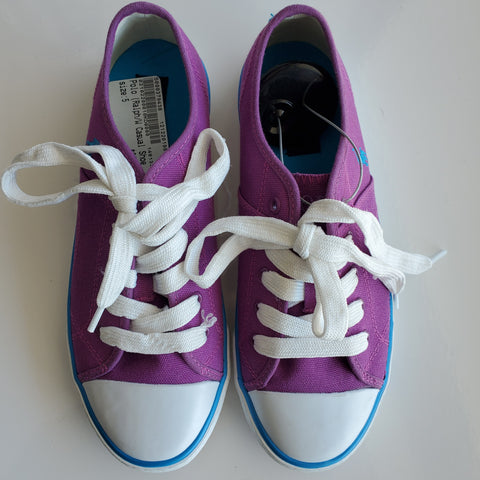 POLO RALPH LAUREN SHOE - SIZE 5