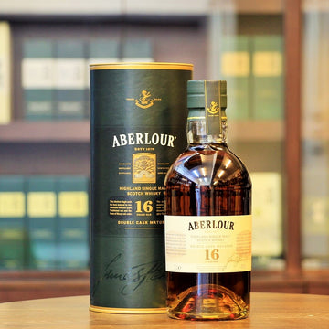 Aberlour 16 Years Old Double Cask Matured Single Malt Scotch Whisky