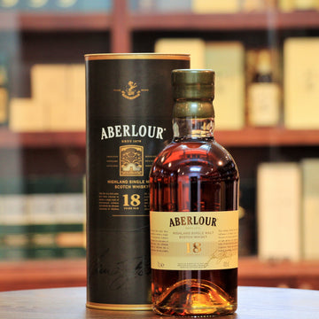 Aberlour Single Malt Whisky 700ML 18 Years Old