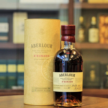 Aberlour A'bunadh Batch 50 Single Malt Whisky