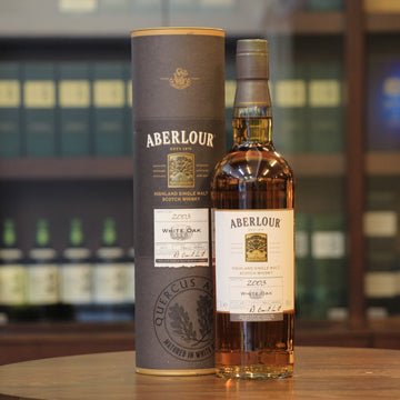 Aberlour White Oak 2003 Single Malt Scotch Whisky