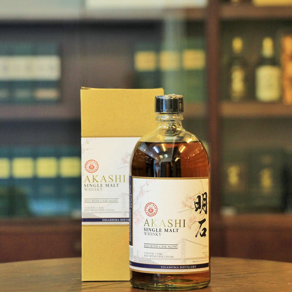 Single Malt Japanese Whisky from Eigashima Distillery available at Mizunara The Shop the best whisky shop in Hong Kong
