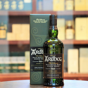 Ardbeg 10 Years Old Single Malt Islay Whisky