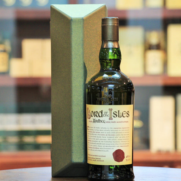 Ardbeg Lord of the Isles Vintage Old Bottling