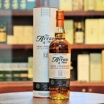 Arran Single Malt 12 Years Cask Strength