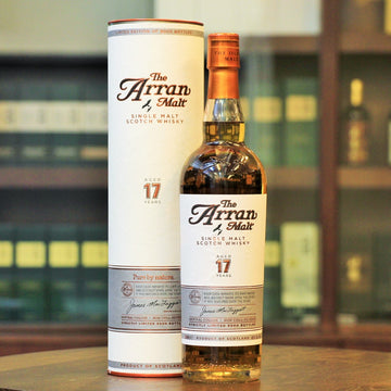 Arran 17 Years Old Single Malt Scotch Whisky