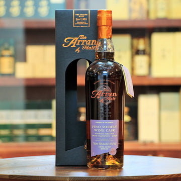 Arran Fino Sherry Wine Cask Single Malt