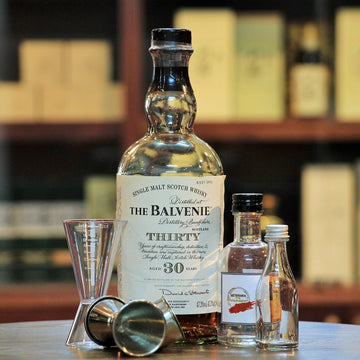 The Balvenie 30 Years Old Speyside Single Malt (30 ml 100 ml Sample)