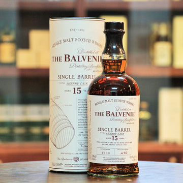 Balvenie 15 Years Single Barrel Sherry Cask Whisky