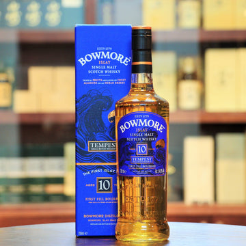 Bowmore Tempest 10 Years Old Batch 6 Release