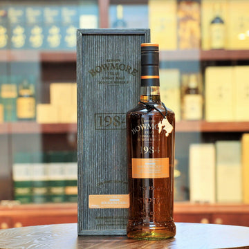 Bowmore 1984 No.1 Vaults 30 Years Old Single Malt Whisky