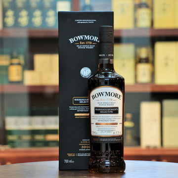 Bowmore Warehousemen's Selection Distillery Exclusive