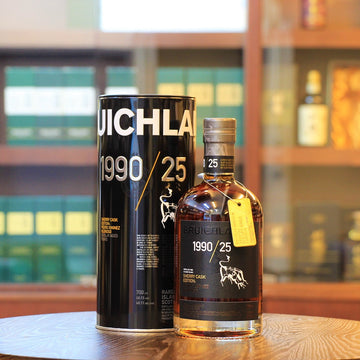 Bruichladdich 25 Years Sherry Cask Edition 1990/2016 Islay Single Malt Whisky